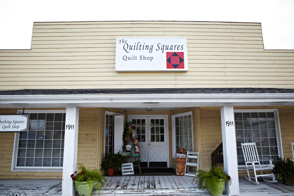 The Quilting Squares