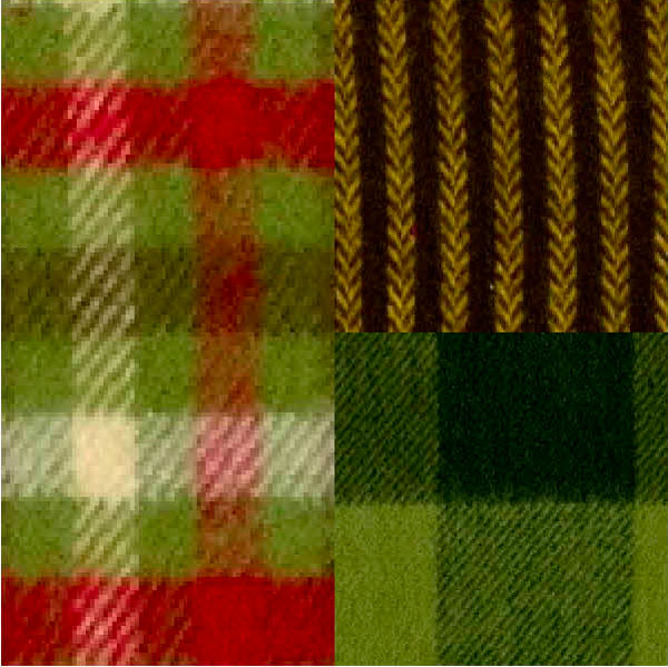 Primo Plaid Christmas Flannels