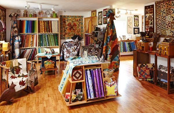 The Fat Quail Quilt Shop