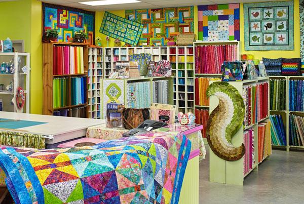 Cotton Patch Quilt Shop