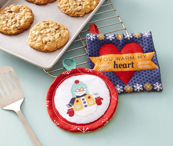 Celebrate the Season: Pot Holders
