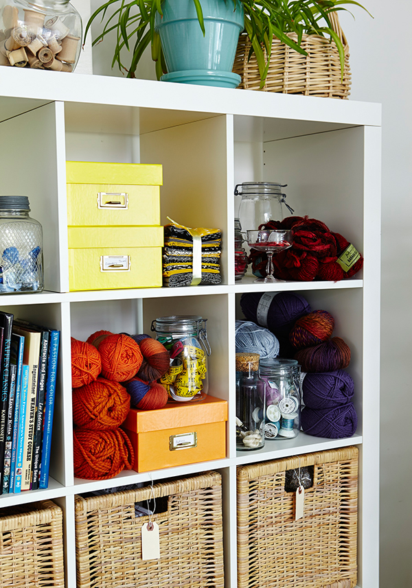 Organized Cabinetry