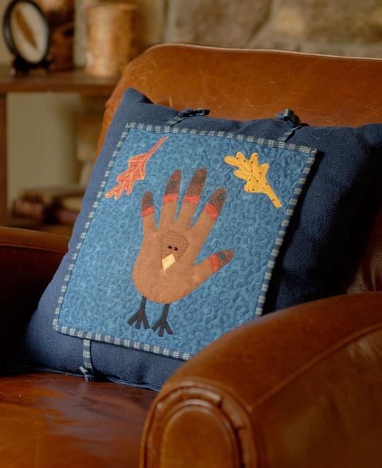 Turkey Pillow