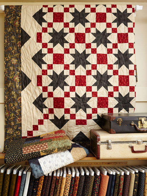 Cotton Cabin Quilt Shop