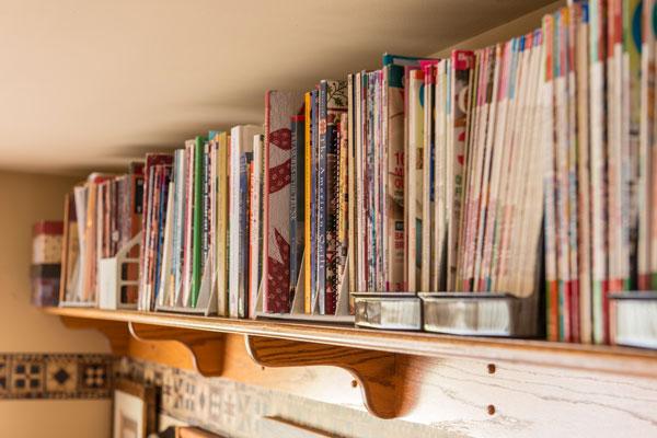 Smart Book Shelves