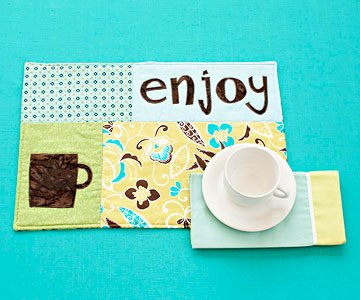 Enjoy Place Mats