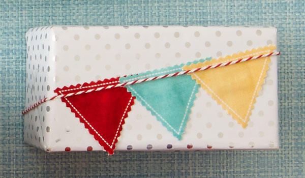 Gift Wrap Banner