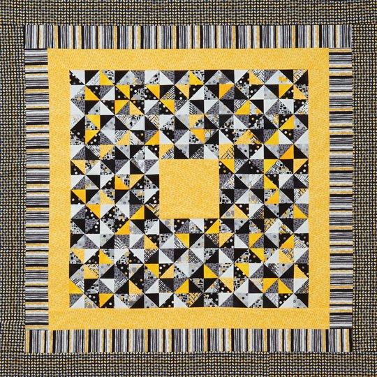 Triangle-Squares
