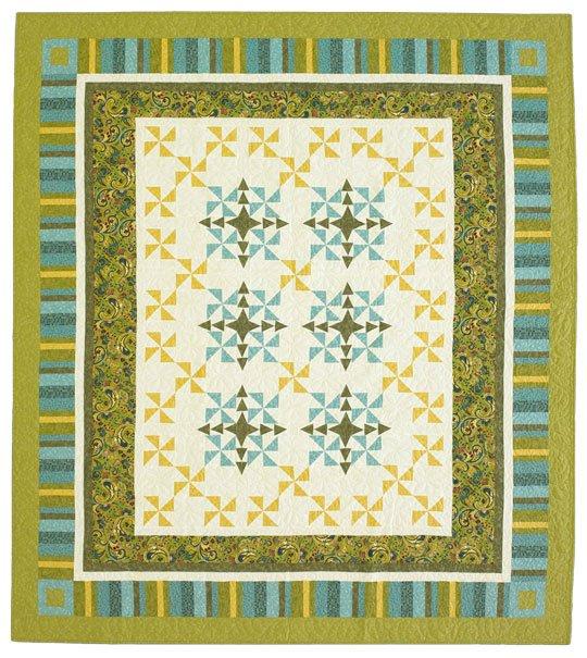 Pinwheel Blocks