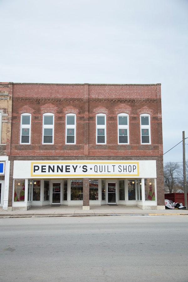 Penney's Quilt Shop
