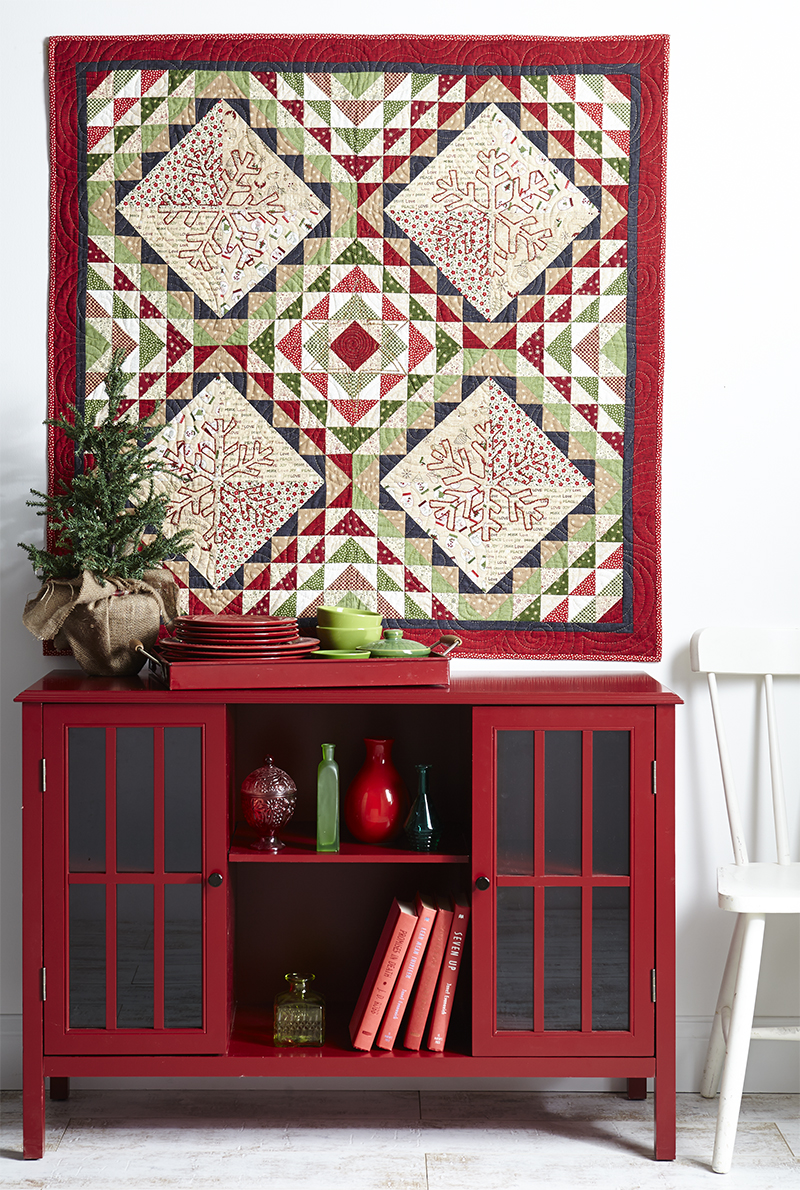 Classic Christmas Quilt