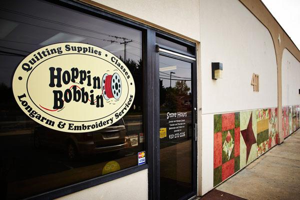Hoppin Bobbin