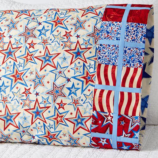 Paintbrush Studio - Pillowcase 60 Argyle