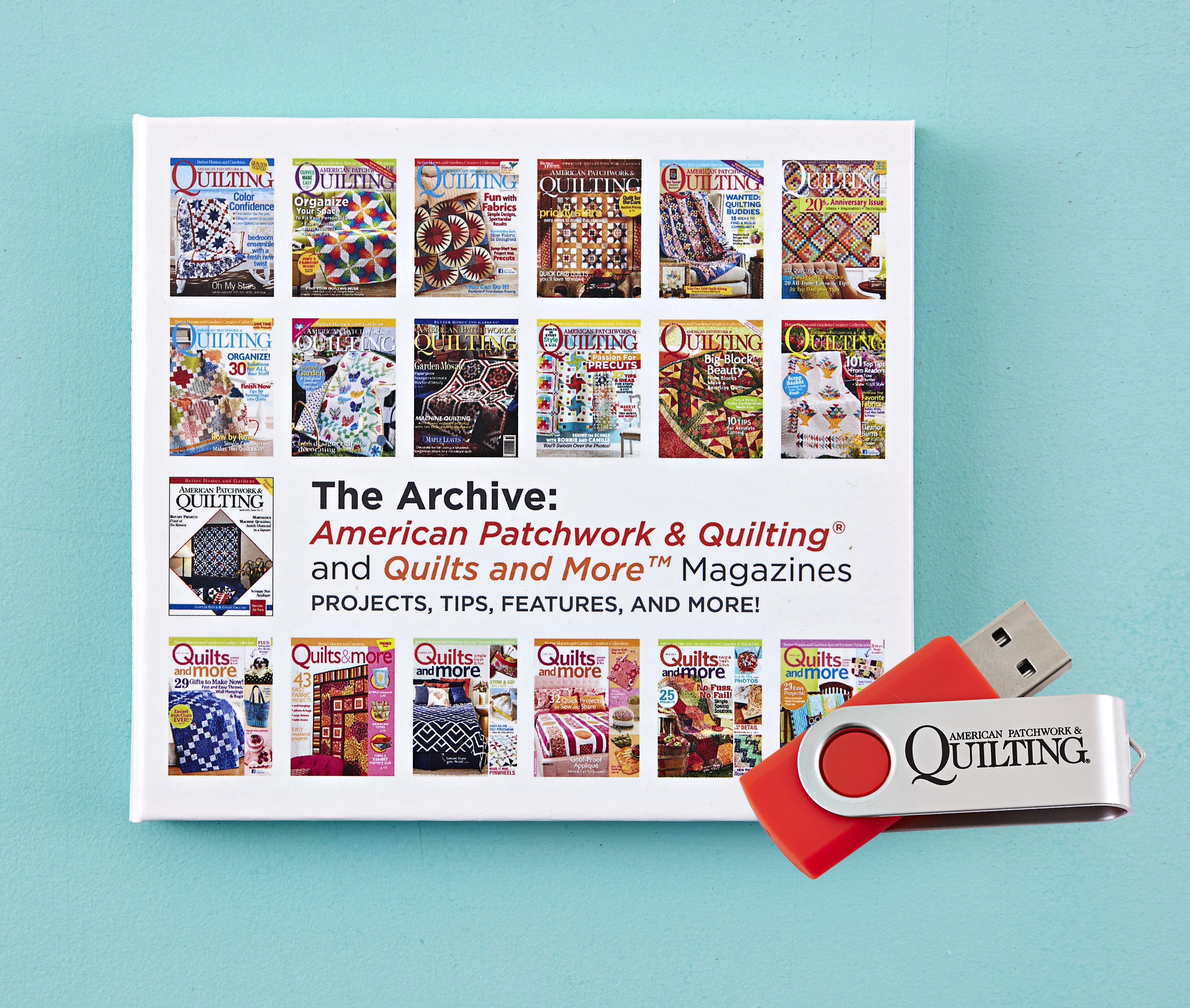 Buy the Archive Today!