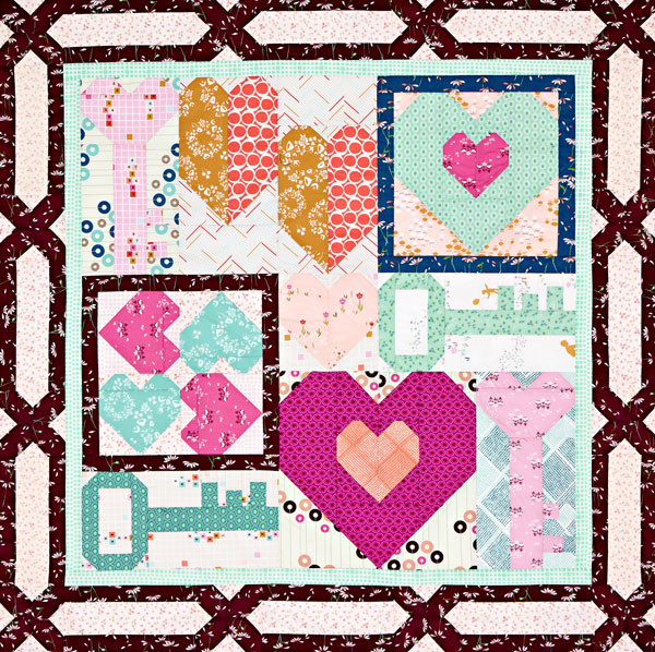 Keys to My Heart Color Option