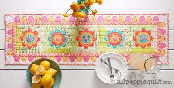 Top Your Table: Spring