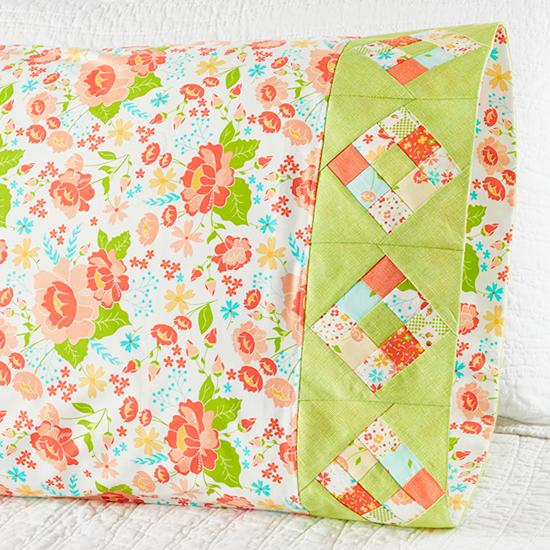 Moda Fabrics - Pillowcase 62 Nine-Patch