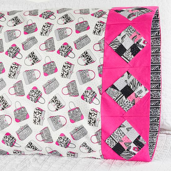 Northcott - Pillowcase 62 Nine-Patch