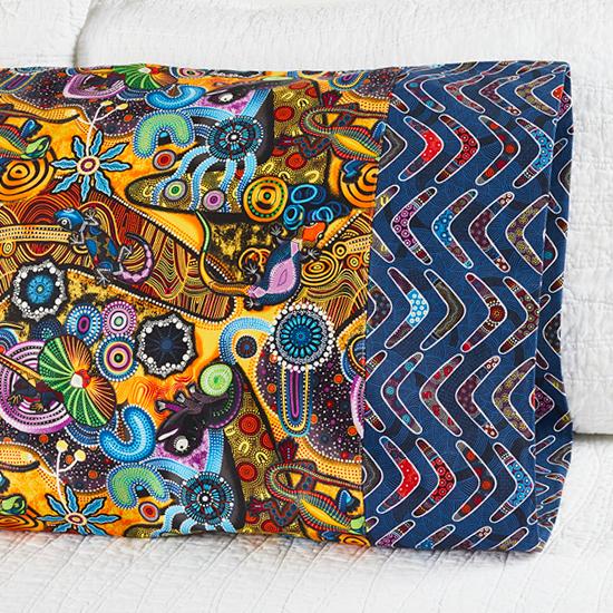 Paintbrush Studio - Pillowcase 63 King-Size
