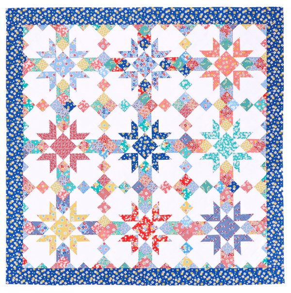 Spring Palette Wall Quilt