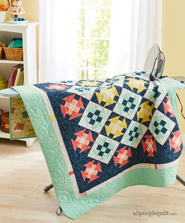Flashback Quilt: Checkmate