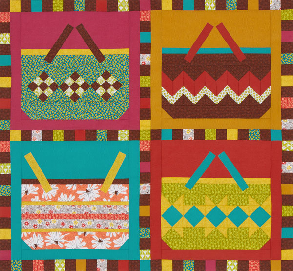 Patchwork Picnic Color Option #1