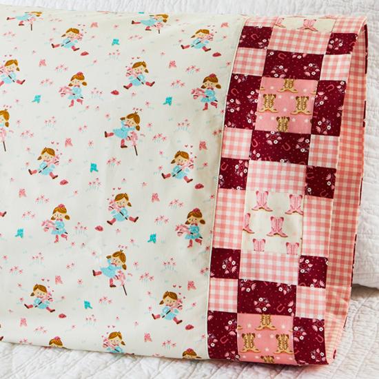 Moda Fabrics - Pillowcase 64 Plaid Band