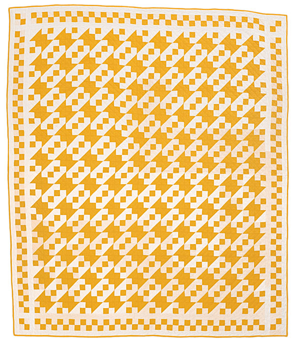 Flashback Quilt: Jake's Ladder Color Option