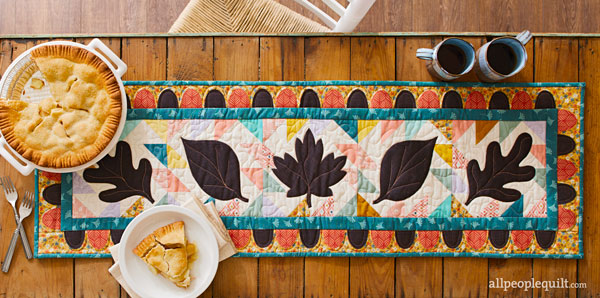 Top Your Table: Fall