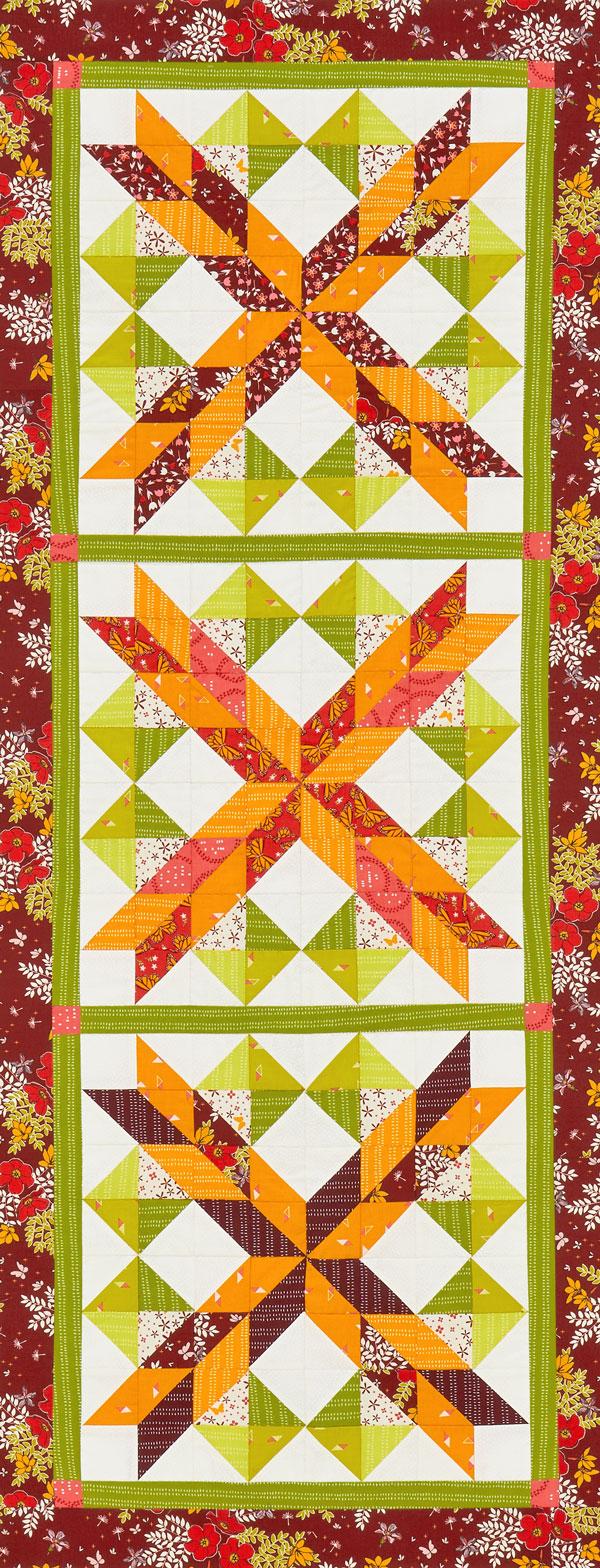 Mosaic Snowflake Color Option