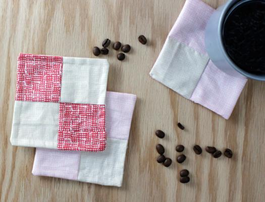 Patchwork Coasters