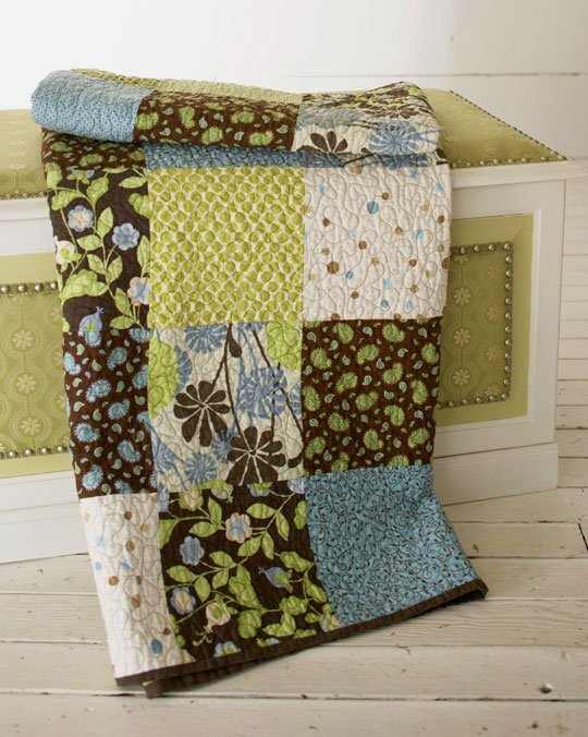 35 Free Quilt Patterns For Beginners Allpeoplequilt Com