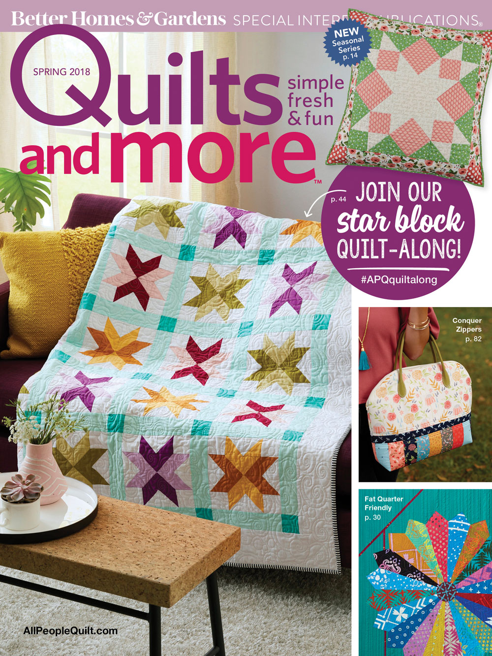 Quilts and More Spring 2018