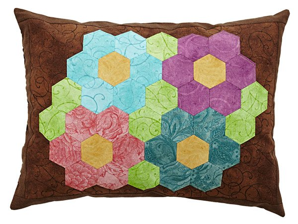 Garden Party Pillow