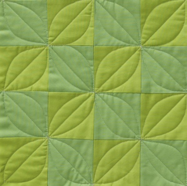 Four-Patch: Orange Peel