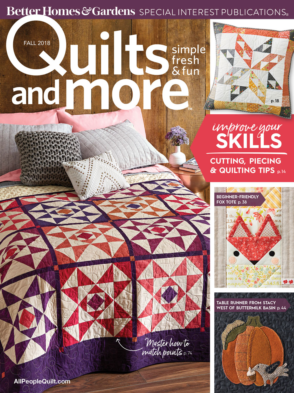 Quilts and More Fall 2018