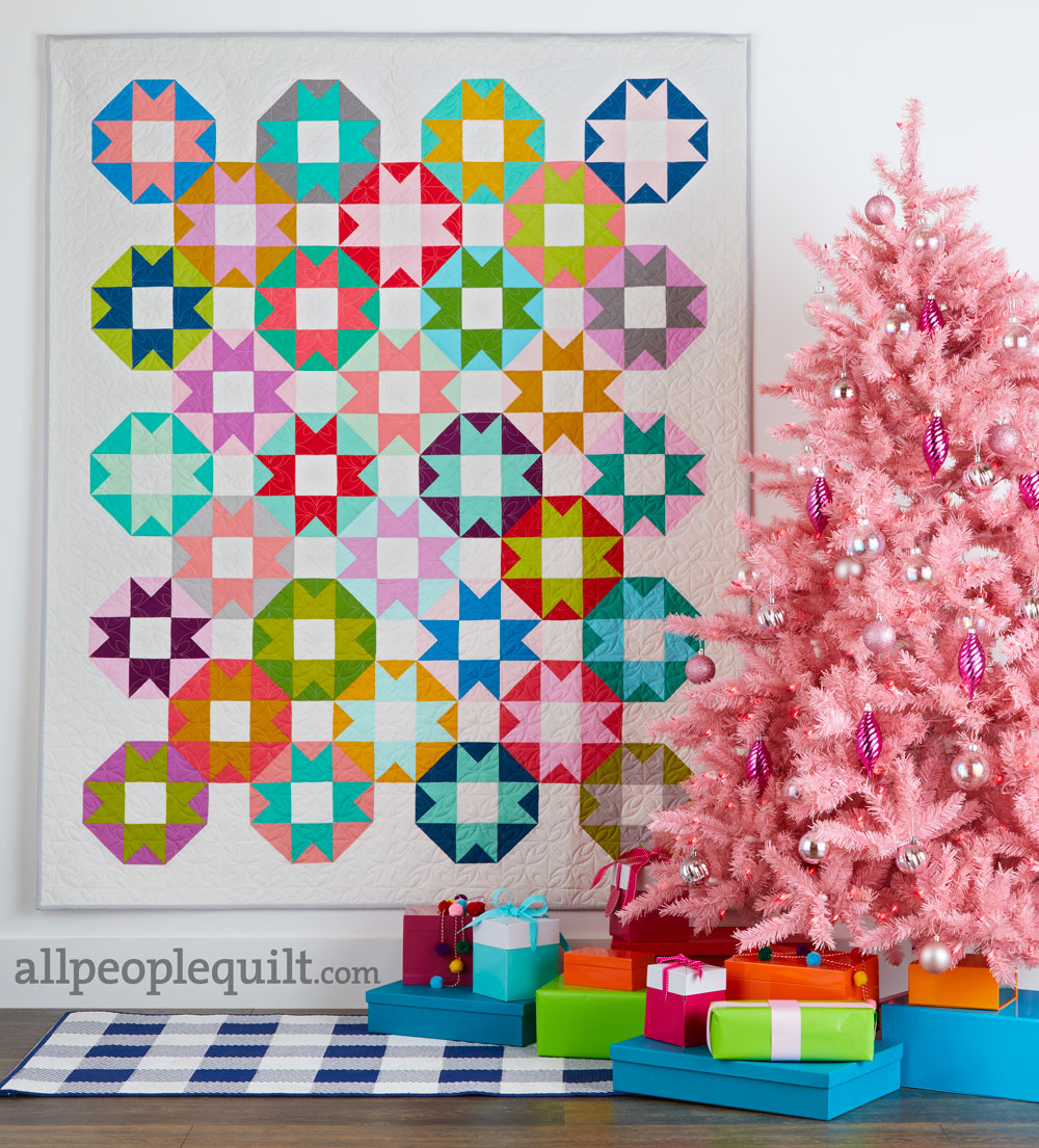 American Patchwork & Quilting December 2018