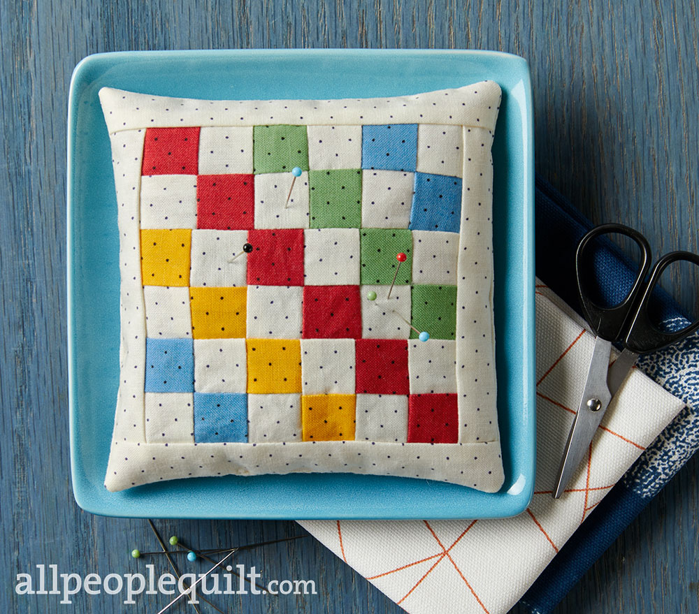 Petite Patchwork Color Option