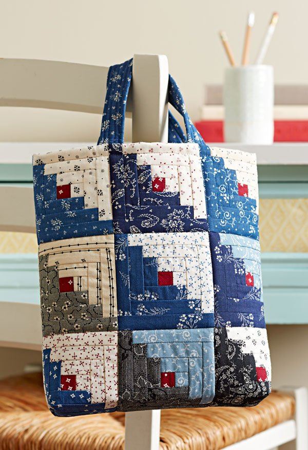 Sewing Projects Using Charm Squares