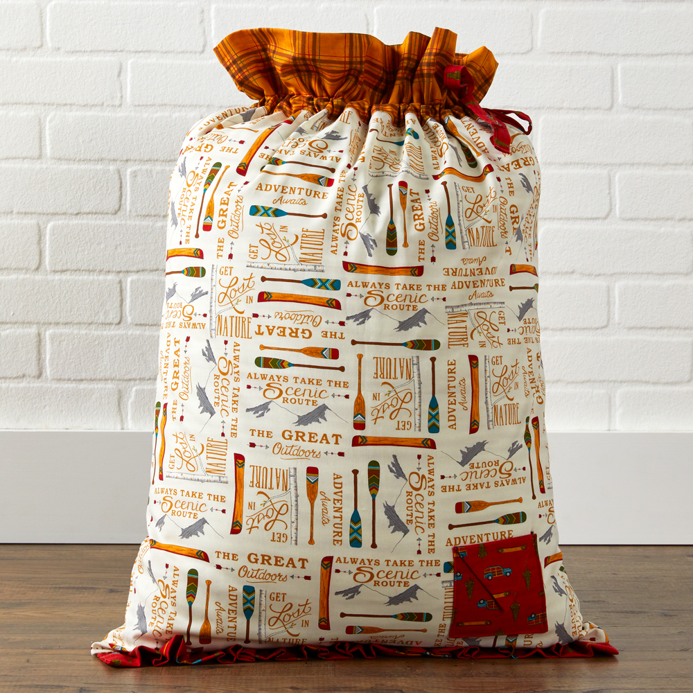 Moda Fabrics - Pillowcase 84: Pillowcase Gift Bag