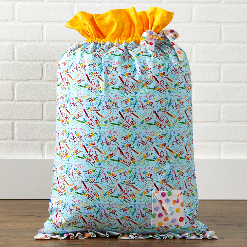 Riley Blake Designs - Pillowcase 84: Pillowcase Gift Bag