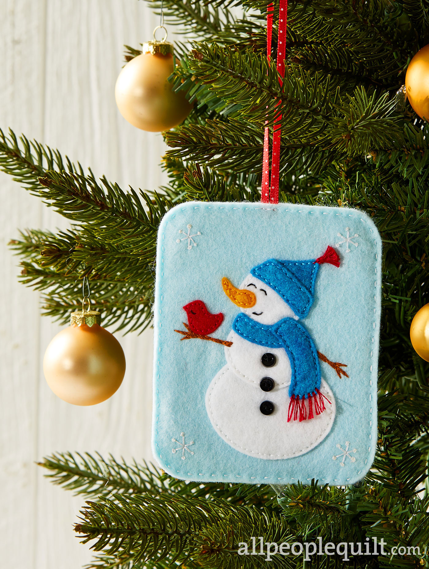 Gift Guide: Ornament & Gift Card Holder