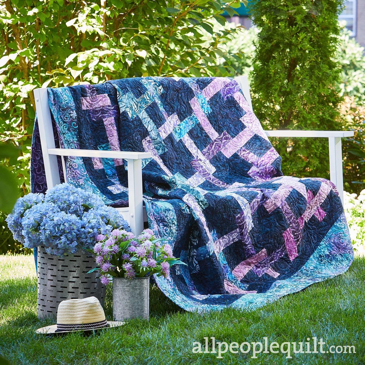 Batik Lattice