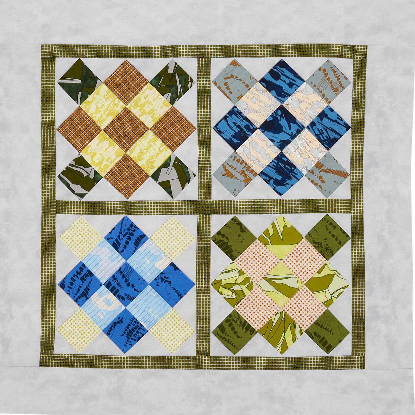 Granny Squared Color Option