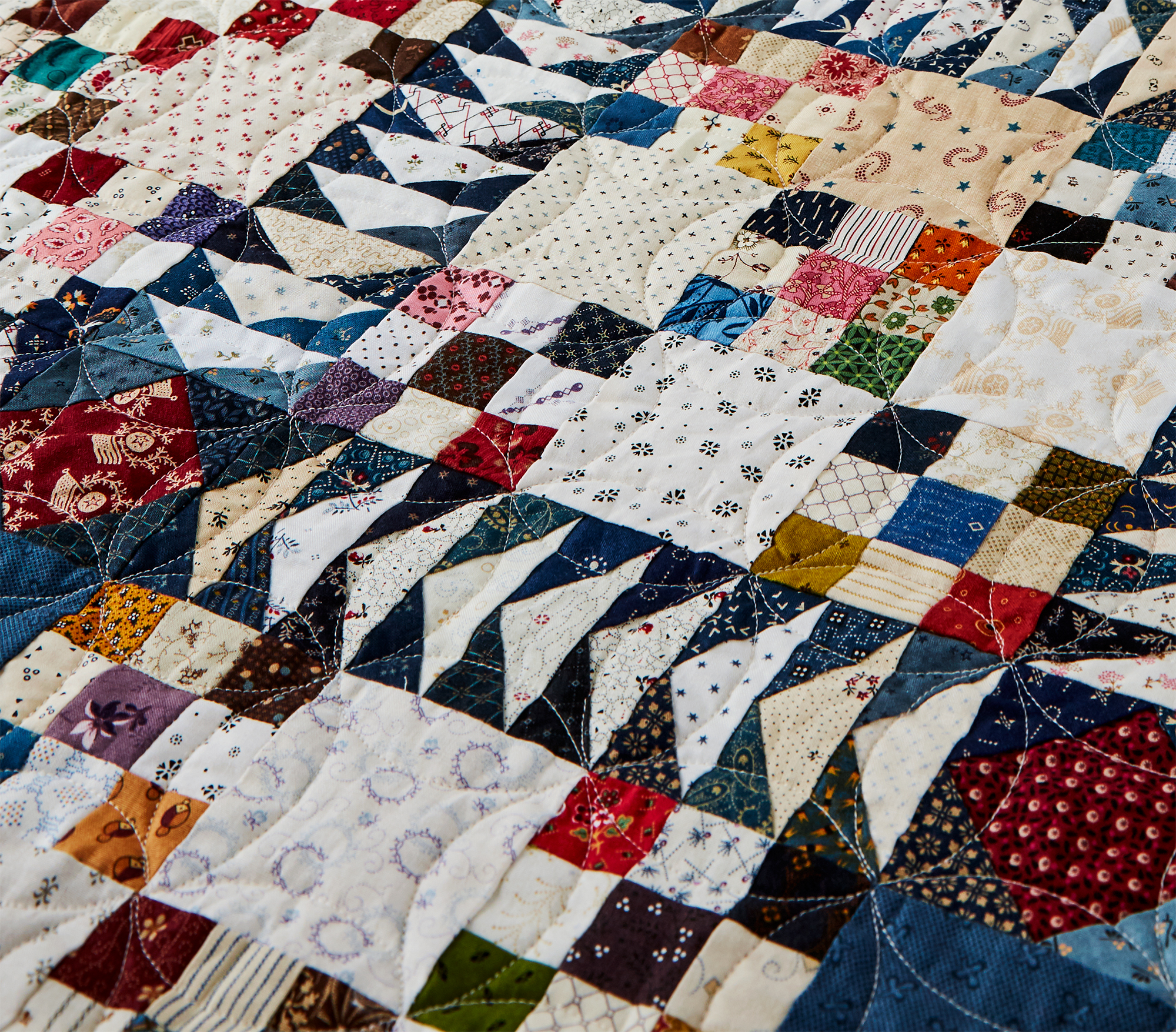 get together quilt-along