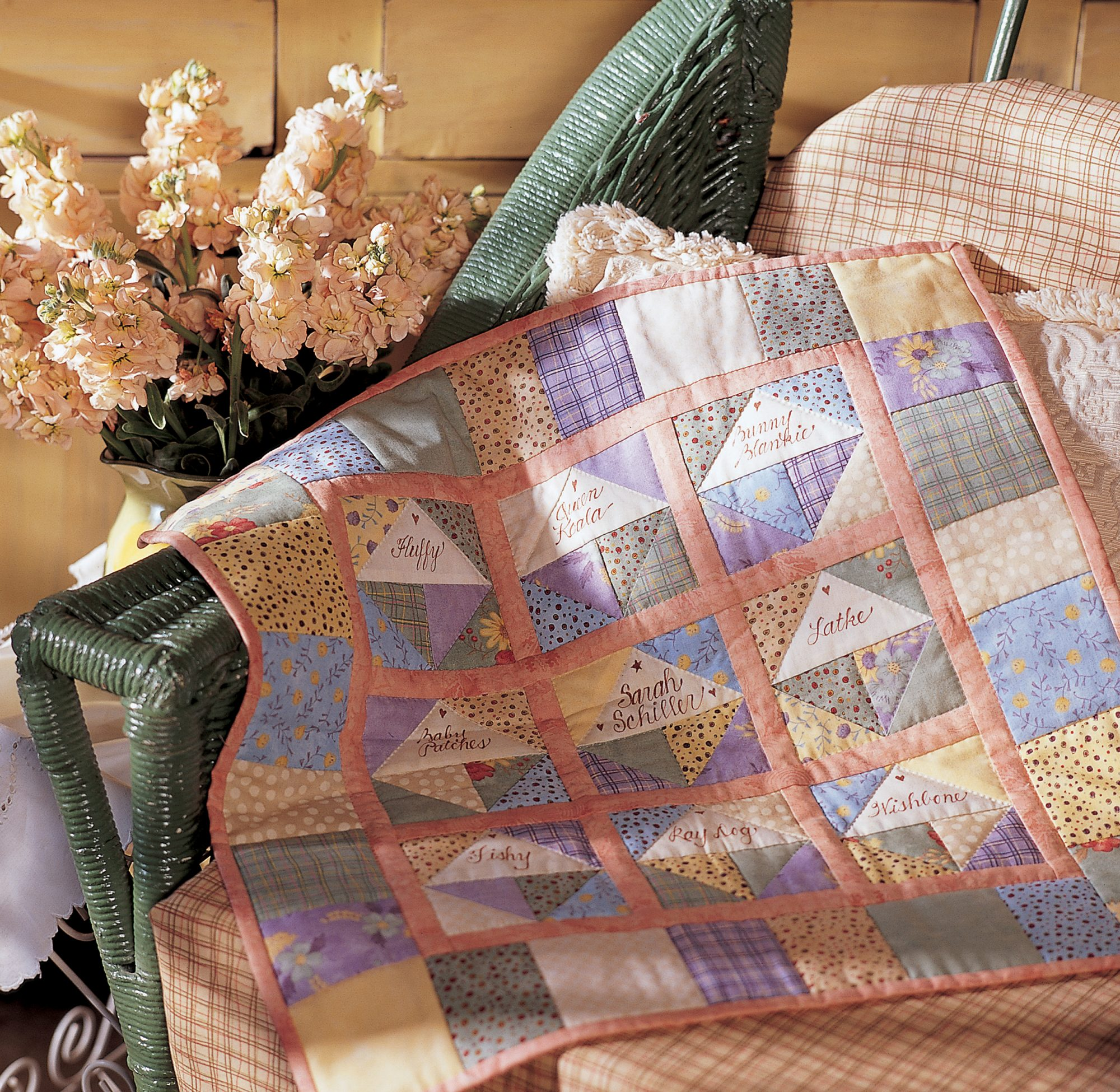 signature quilt