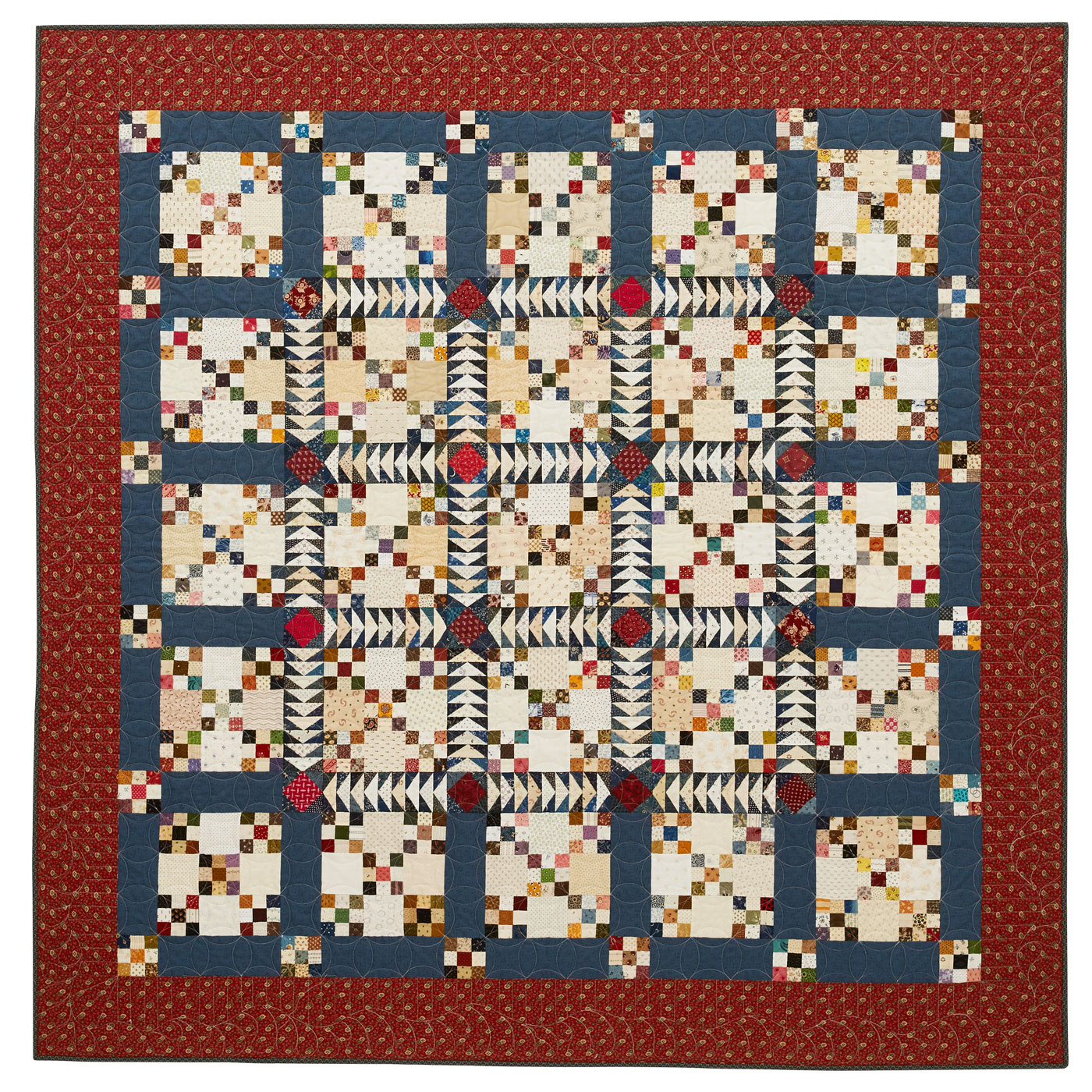 get together quilt along