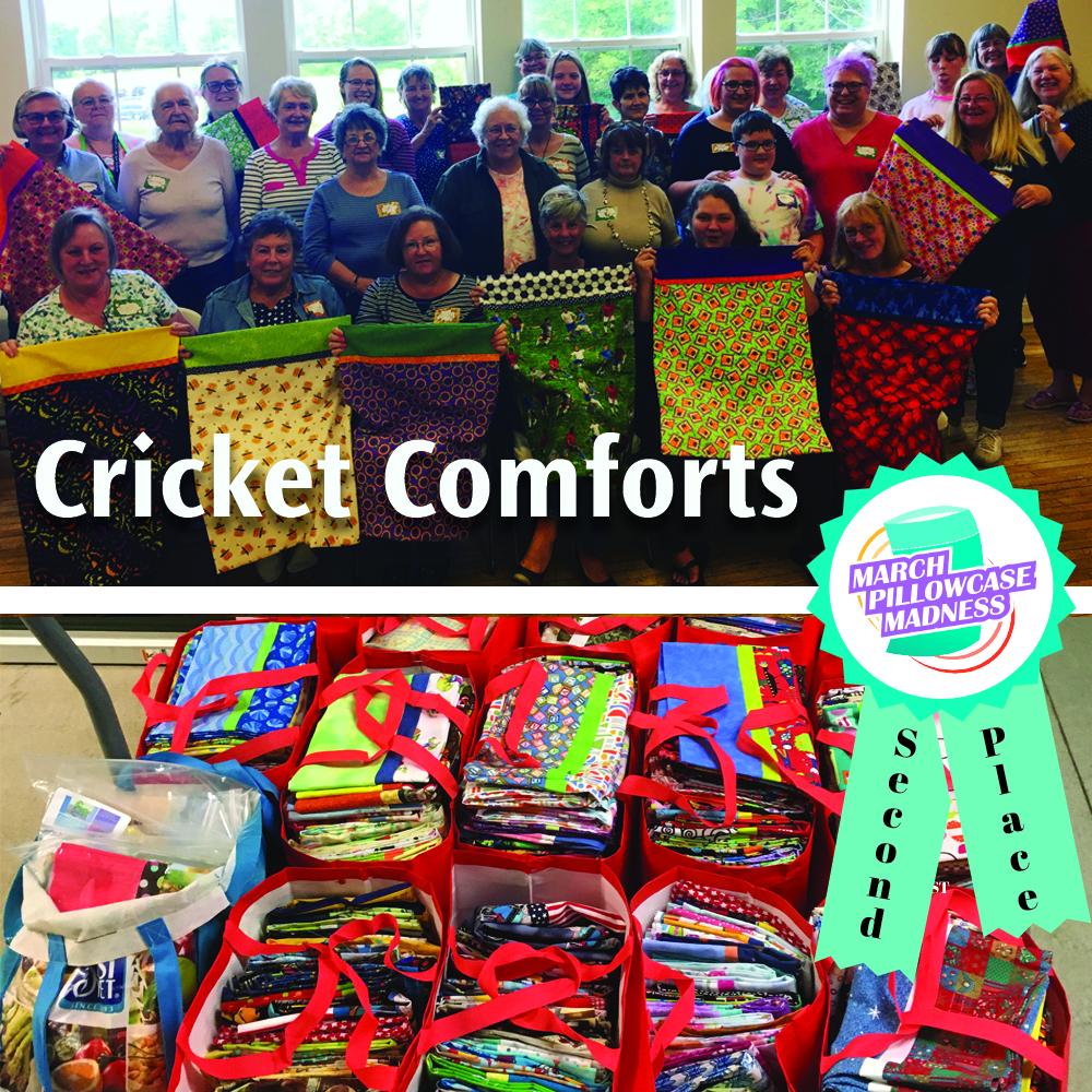 Cricket Comforts