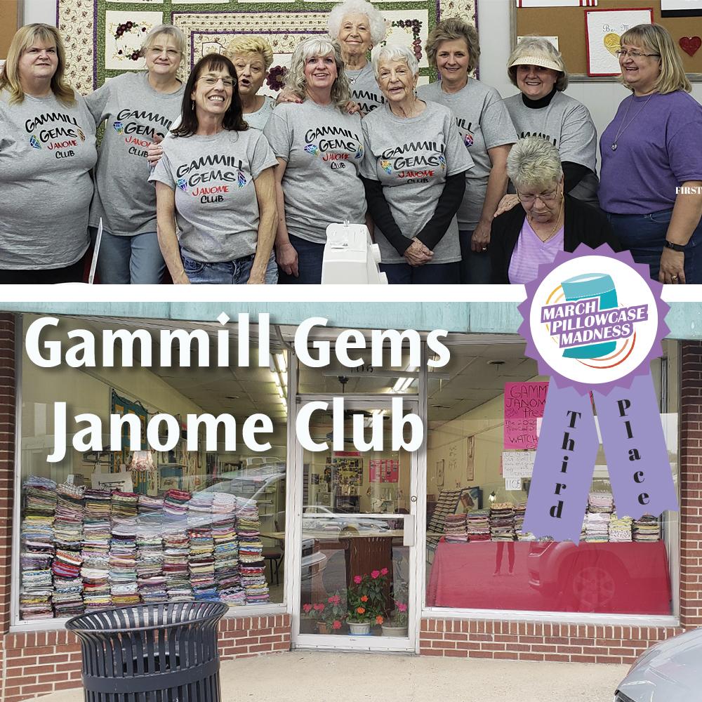 Gammill Gems