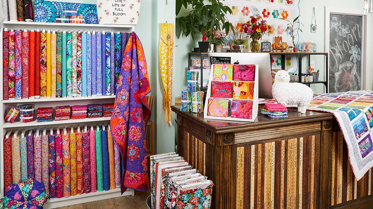 Bloom Quilt Shop